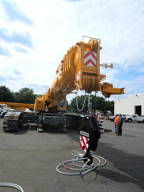 Telescopic Hydraulic Crawler